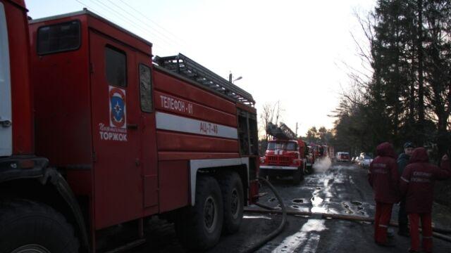 """Pożar szpitala psychiatrycznego pod Moskwą. """"Ogień był wszędzie"""""""
