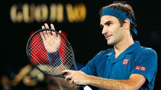 Jubileuszowe zwycięstwo Federera na korcie centralnym