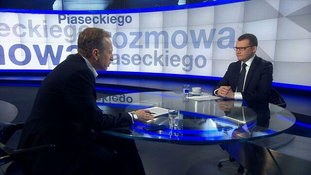 Szefernaker o działaniu rządu w związku z atakiem na Adamowicza