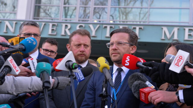 Lekarze: stan zdrowia prezydenta Gdańska ciężki