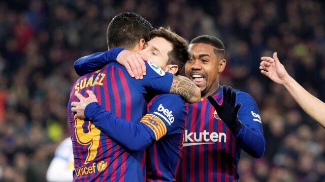 Messi wszedł i dobił. Barcelony nie można zatrzymać