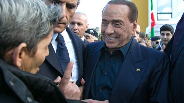 """""""Mogę odegrać ważną rolę"""".  Berlusconi chce do europarlamentu"""