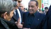 Berlusconi planuje powrót do polityki (wideo bez dźwięku)