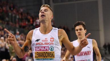 Norweski biegacz czuje się ofiarą systemu: zazdroszczę Lewandowskiemu możliwości treningowych