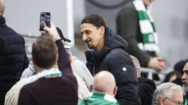 Ibrahimović promuje szwedzki model walki z koronawirusem