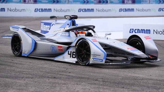 Venturi skorzysta z silników Mercedesa. Kolejny sezon Massy w Formule E