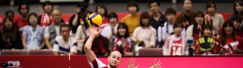 Japonia nie postawiła się Polakom. Kurek wrócił i był najskuteczniejszy