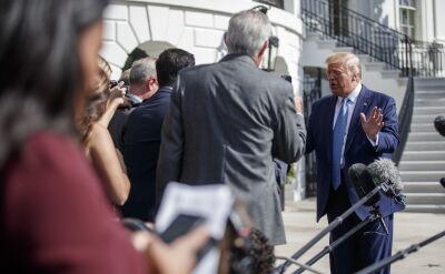 Donald Trump o zgodzie na włączenie Polski do ruchu bezwizowego