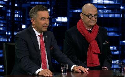 Gryglas i  Kamiński o sprawie oświadczeń majątkowych Mariana Banasia