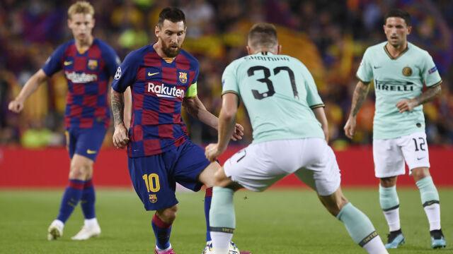 Jedyny taki rywal. Messi nigdy nie strzelił Interowi