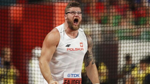 Paweł Fajdek ma czwarte złoto mistrzostw świata