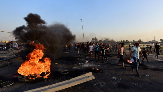 Snajper na dachu i 157 ofiar protestów. Rządowa komisja wini siły bezpieczeństwa