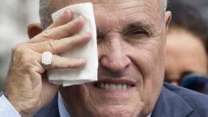 Kongresmeni chcą dokumentów od Giulianiego