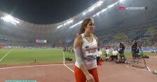 Andrejczyk nie awansowała do finału rzutu oszczepem