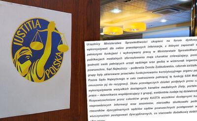 """Stowarzyszenie Sędziów Polskich """"Iustitia"""" składa zawiadomienie do prokuratury"""