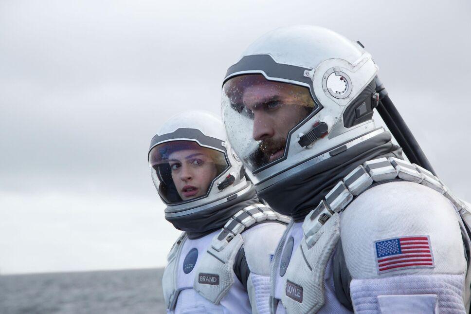 Anne Hathaway i Wes Bentley