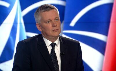 Siemoniak: nie możemy uznać, że bataliony NATO już zmienią sytuację w Europie