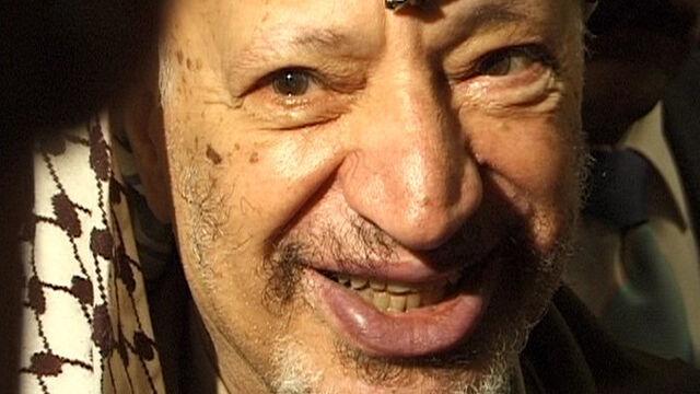 """Rosjanie wykluczają otrucie Arafata. """"Nie znaleziono śladów polonu"""""""
