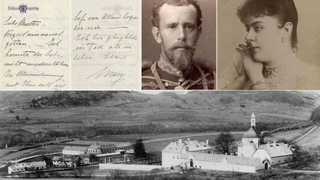 Tragiczny romans stulecia. Odnaleziono listy pożegnalne kochanki arcyksięcia Rudolfa