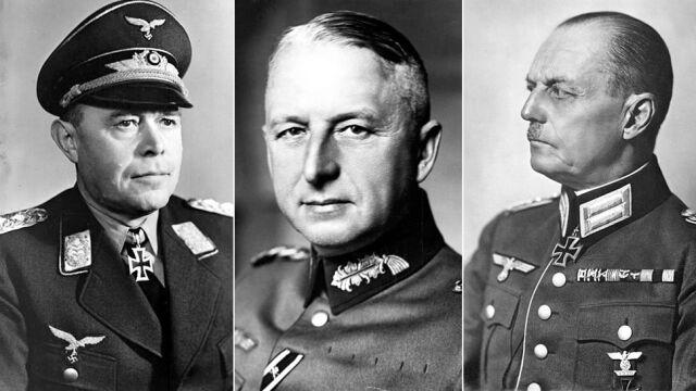 """""""Brytyjczycy wypuścili po wojnie setki nazistów"""""""