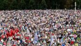 100 tysięcy pielgrzymów na uroczystości na Jasnej Górze