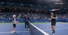 Skrót meczu Anderson – Schwartzman w 2. rundzie US Open
