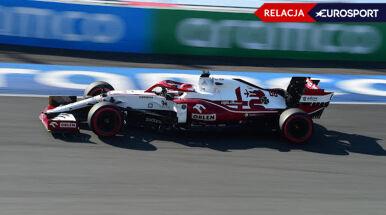 Robert Kubica w Grand Prix Holandii [RELACJA]