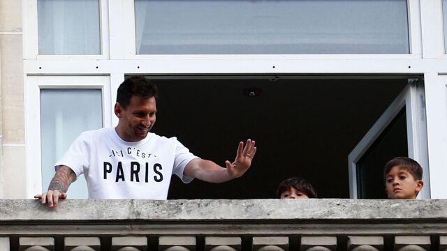 Życie Messiego wywróciło się do góry nogami. Wciąż szuka swojego miejsca w Paryżu