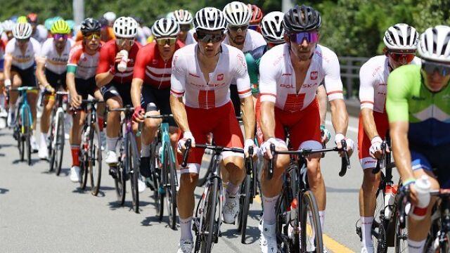 Kwiatkowski na czele polskiej reprezentacji na kolarskie mistrzostwa świata