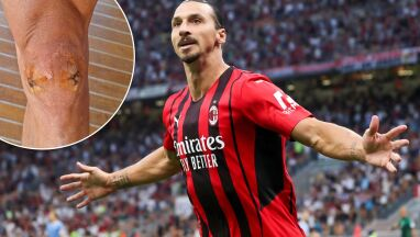 Po operacji kolana nie ma już śladu. Ibrahimović strzelił i opublikował wymowne zdjęcie