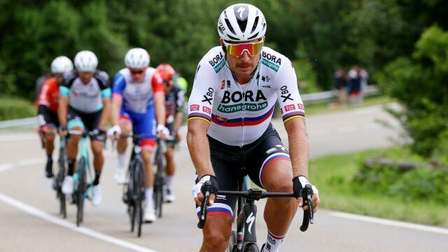Sagan zwycięzcą wyścigu Dookoła Słowacji. Na mecie znów czuł niedosyt