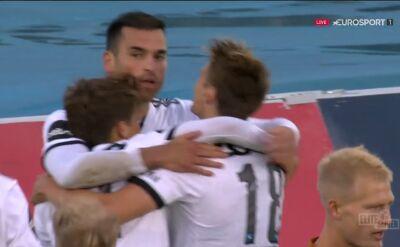 Liga norweska. Stabaek - Rosenborg 0:2 (gol Dino Islamovic)