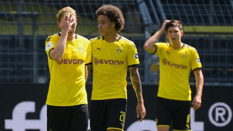 45 milionów euro na minusie. Borussia zaciska pasa, gdzie się da