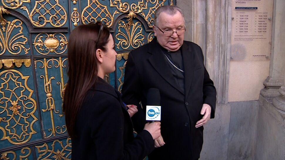 """""""Sprawa jest załatwiona"""". Arcybiskup  o księdzu skazanym za pedofilię"""