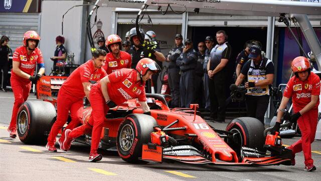 Dramat Ferrari. Jeden z faworytów odpadł ekspresowo jak Kubica