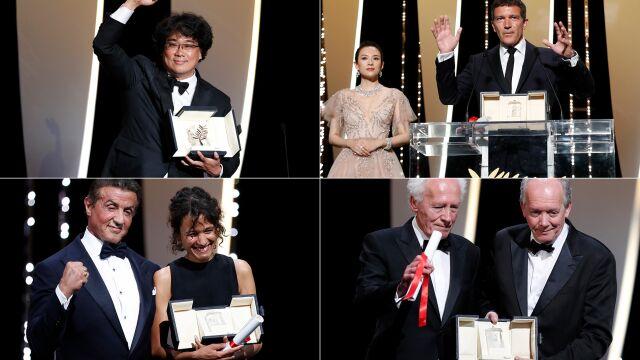Nagrody w Cannes rozdane