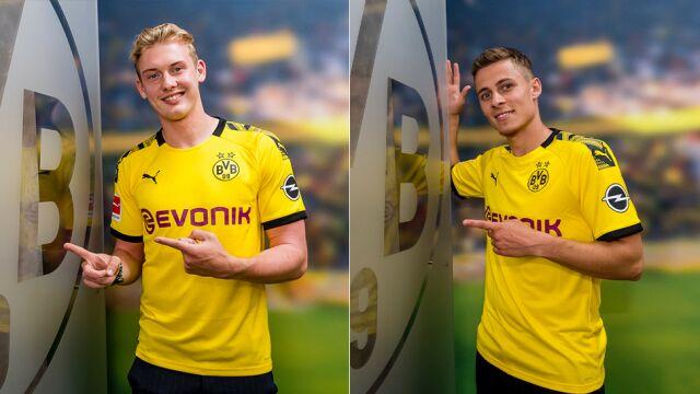 Poważne wzmocnienia Borussii Dortmund. Ogłosiła dwa kolejne transfery
