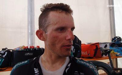 """Majka po 13. etapie Giro. """"To jest naprawdę ciężki wyścig"""""""