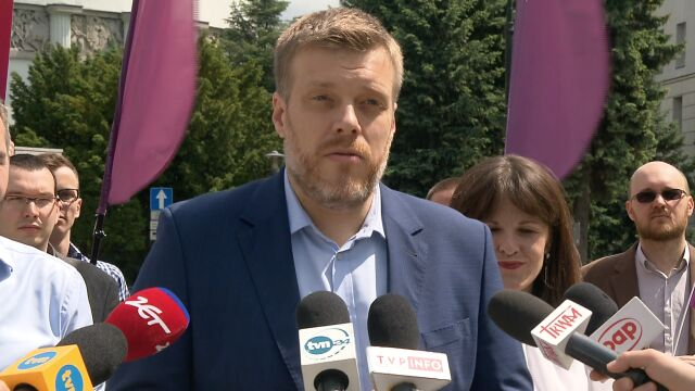 Zandberg: idziemy do europarlamentu, żeby zapewnić wyższe płace, tańsze mieszkania, ochronę zdrowia