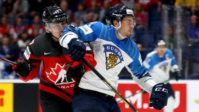 Finlandia po raz trzeci hokejowym mistrzem świata