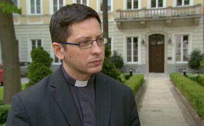 Rzecznik Archidiecezji: komisja w sprawie księdza Olejniczaka być może zajmie się innymi przypadkami