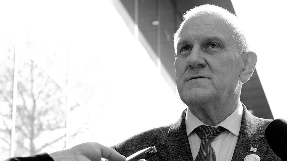 Zmarł Jan Guz, przewodniczący OPZZ