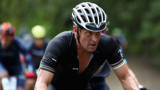 """Lance Armstrong o przeszłości. """"Niczego bym nie zmienił"""""""