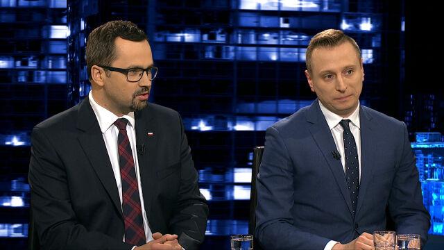 """Krzysztof Brejza i Marcin Horała w """"Kropce nad i"""" o majątku premiera Morawieckiego"""