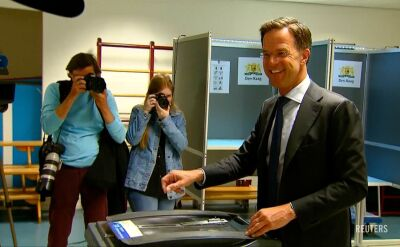 Eurowybory w Holandii