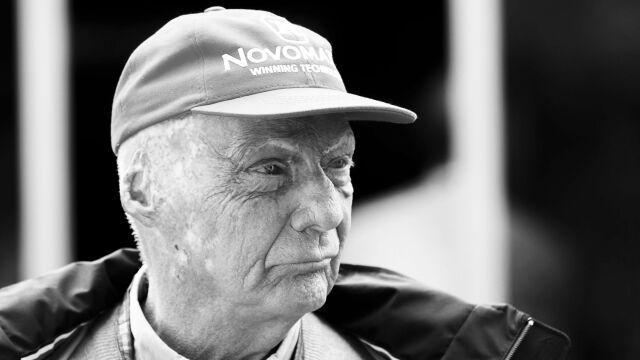 Nie żyje Niki Lauda