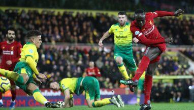 Niesamowity Liverpool z kolejnym zwycięstwem. Setny gol Mane w Premier League