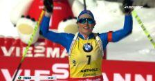 Wierer wygrała bieg pościgowy w MŚ w Anterselvie