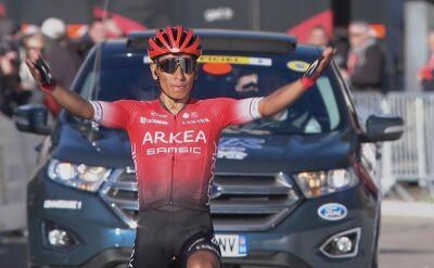 Quintana wygrał 3. etap Tour de La Provence