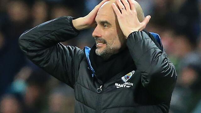 Manchester City wykluczony z Ligi Mistrzów